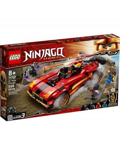 NINJAGO - 71737 X-1 NINJA CHARGER